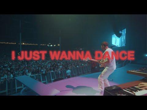 Glass Animals - I Don't Wanna Talk (I Just Wanna Dance) | Official Lyric Video (US Tour 2021)