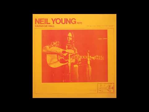 Neil Young - Expecting to Fly (Live) [Official Audio]
