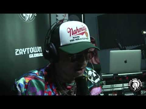 Zaytown Global and Digital Dope Presents Rude Girl Radio