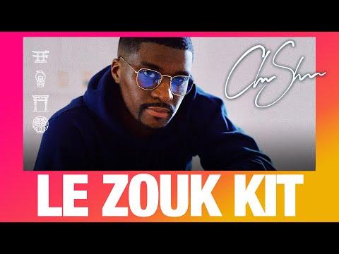 Le Zouk Kit | Traxx Like a Ninja | Club shada