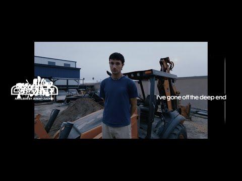 Jeremy Zucker - Deep end (Official Lyric Video)