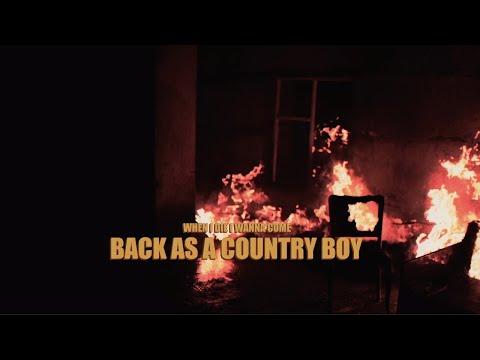 Blake Shelton - Come Back as a Country Boy (Lyric Video)