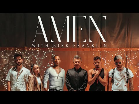 AMÉN With @Kirk Franklin  🙏 [Los Montaner] (Concept Video)