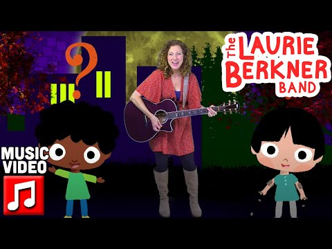 """""""What Am I Gonna Be (For Halloween)?"""" by The Laurie Berkner Band   Halloween Kids Songs   For Kids"""