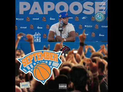 """Papoose Feat. Pop-U & William Young """"Blixky Talk"""" Prod. by Pop-U"""