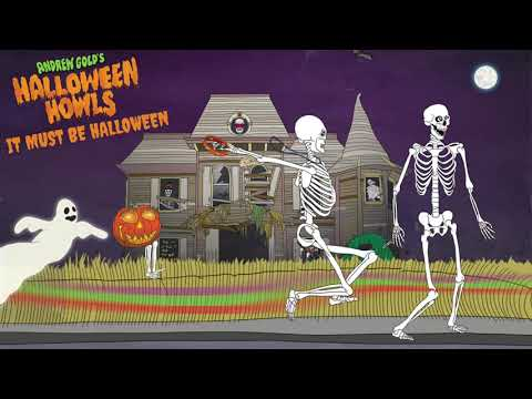 Andrew Gold - It Must Be Halloween (Official Audio)
