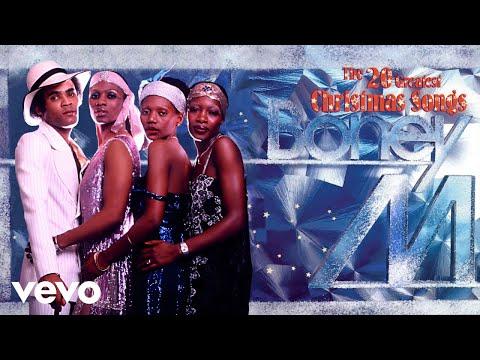 Boney M. - Christmas Medley (Official Audio)