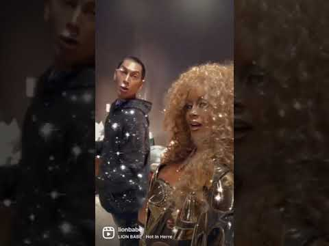 LION BABE - Pre Show @ The Blonds NY Show Fashion Week 2021 Paradise Club