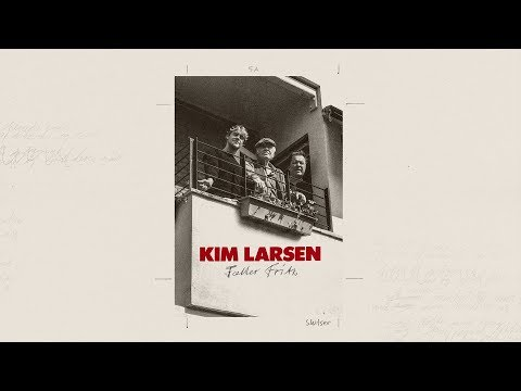 Kim Larsen - Fætter Fritz (Officiel Lyrik Video)