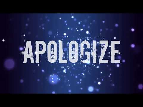 The Isomers - Apologize (Lyric Video)