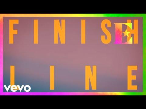 Elton John, Stevie Wonder - Finish Line (Lyric Video)