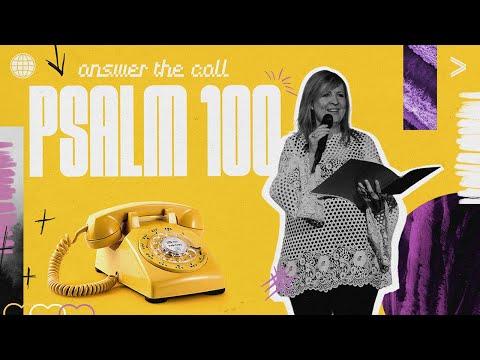Psalm 100 | Darlene Zschech | Hope Unlimited Church