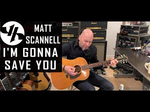 """I'm Gonna Save You"" Matt Scannell Vertical Horizon Live Acoustic 2/11/21"