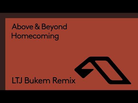 Above & Beyond - Homecoming (@LTJ Bukem Remix)
