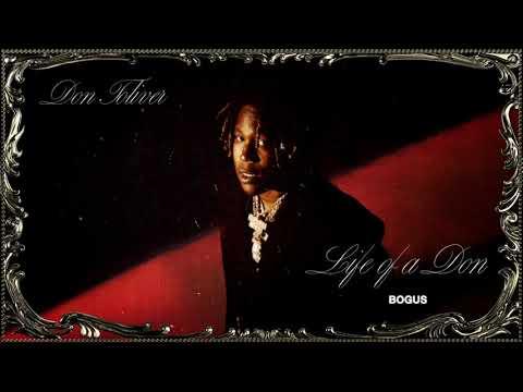 Don Toliver - BOGUS [Official Audio]