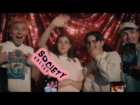 """LIVE Fan Chat with Valley + World Premiere of the """"SOCIETY"""" Official Music Video!"""