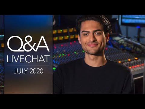 Q&A LIVECHAT! - July 2020