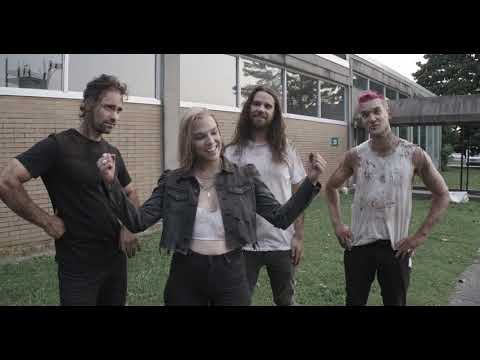 Halestorm - Back From The Dead (Behind The Scenes Pt. 2)