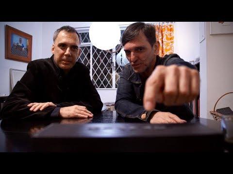 Paulo Miklos e Arnaldo Antunes - Deixar de Ser Alguém (Audição)