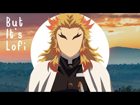 LiSA - Homura (炎 ) x Demon Slayer: Mugen Train | but it's lofi hip hop cover