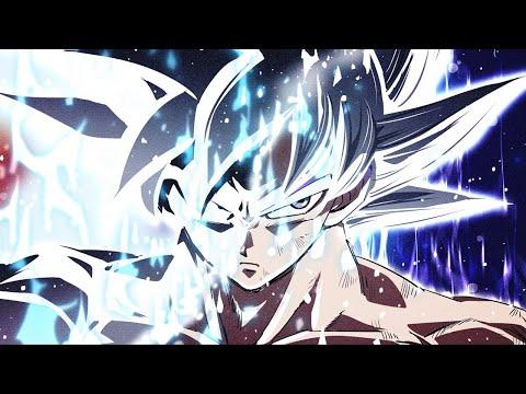 Dragon Ball Super - Ultra Instinct Trap Remix ⚡️ Anime Trap Music AMV