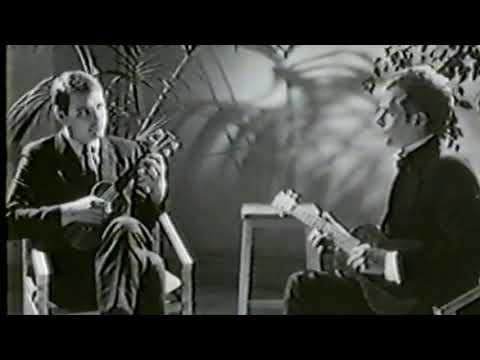 THE FIRST UKULELE POP VIDEO? (Monochromatic time travel from the last century)