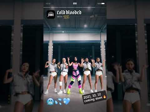 Jessi (제시) - Boomerang Teaser with 스트릿 우먼 파이터 (SWF) | CocaNButter #Shorts