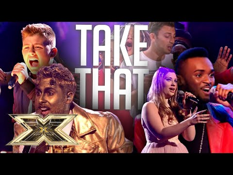 BEST EVER Take That Covers! | The X Factor UK