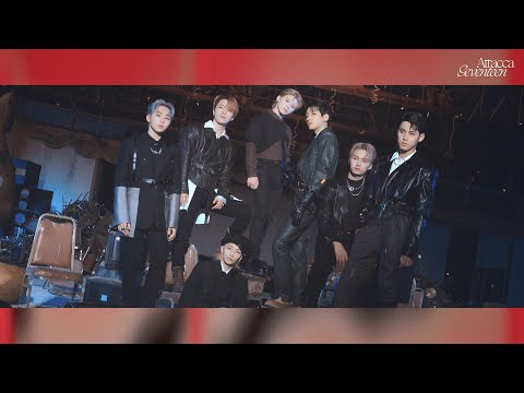 SEVENTEEN (세븐틴) 9th Mini Album 'Attacca' Jacket Behind The Scenes Op.3