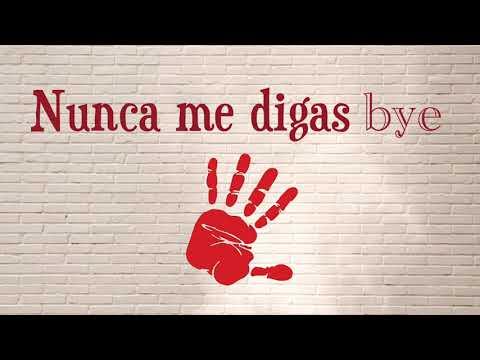 Jorge Almir - Nunca Me Digas Bye (Lyric Video)