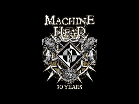 MEMBERS OF METALLICA, KORN, SLAYER AND ANTHRAX WISH HAPPY 30TH ANNIVERSARY TO MACHINE HEAD