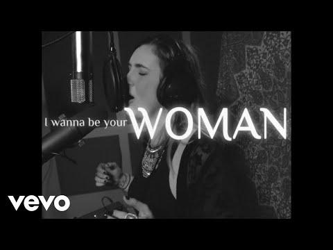 Kara Frazier - I Wanna Be Your Woman (Official Lyric Video) ft. The Aquaducks