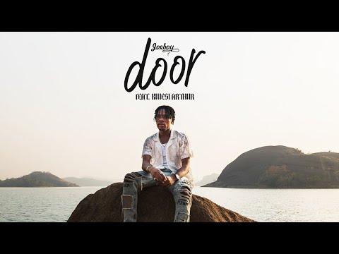 Joeboy - Door (feat. Kwesi Arthur) [Lyric Visualizer]