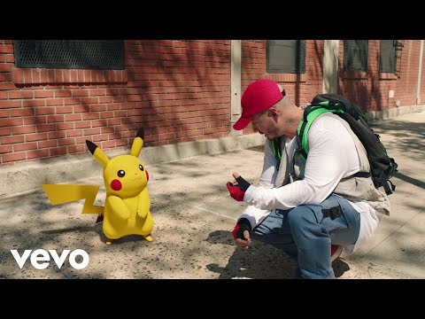 J. Balvin - Ten Cuidado (Pokémon 25 Version)