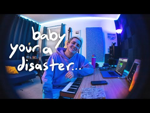"""77 MINUTE SONGWRITING CHALLENGE - EP1 - """"DISASTER"""""""