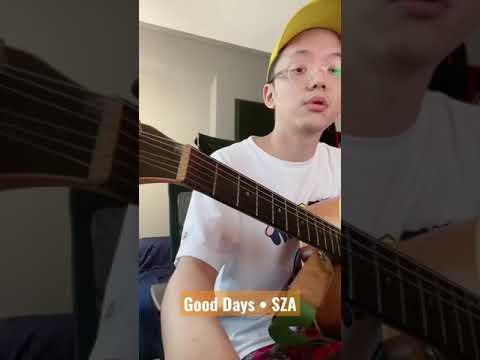 Sezairi - Good Days by SZA (Cover)