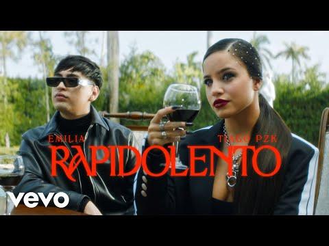 Emilia, Tiago PZK - Rápido Lento (Official Video)