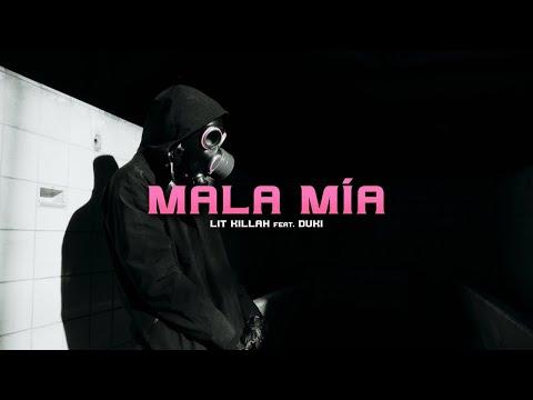 LIT killah, Duki - Mala Mía [Visualizer]