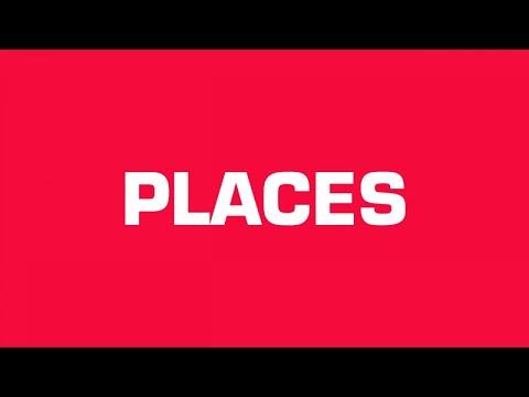 The Blaze - Places (Audio)