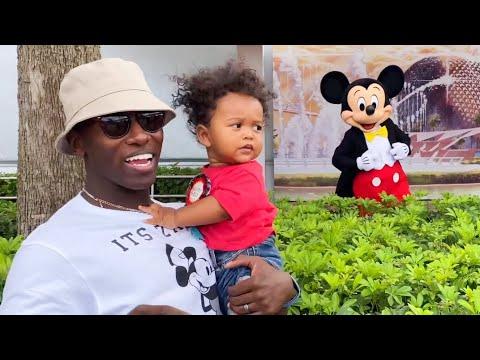 Zayden's FIRST Birthday at Disney World 🎉❤️🥳 (Nhira Family VLOG)