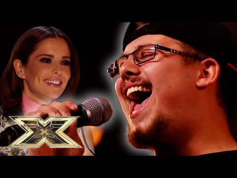 Ché surprises EVERYONE!   Unforgettable Audition   The X Factor UK