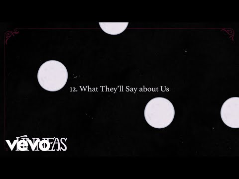 FINNEAS - What They'll Say About Us (Official Lyric Video)