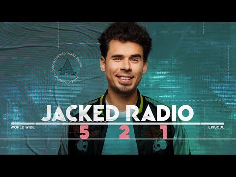 Jacked Radio #521 by Afrojack