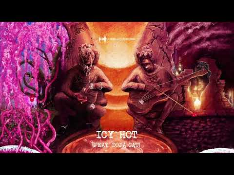 Young Thug - Icy Hot (with Doja Cat) [Official Audio]