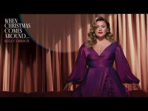 Kelly Clarkson - Rockin' Around The Christmas Tree (Official Audio)