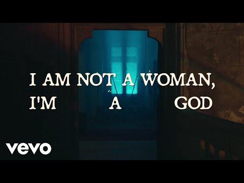 Halsey - I am not a woman, I'm a god (Lyric Video)
