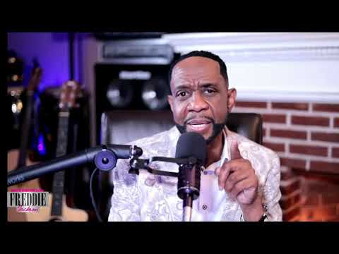 Conversations With Freddie Jackson #025 (At it again)