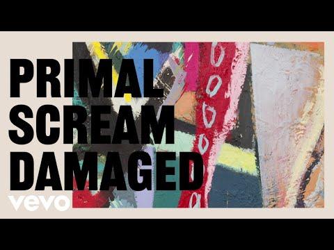 Primal Scream - Damaged (Hackney Studio Demo - Official Audio)