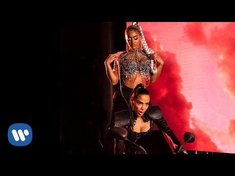 Anitta - Faking Love (feat. Saweetie) [Official Music Video]