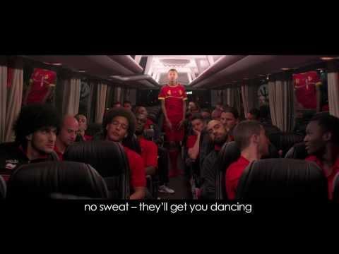 stromae - leçon 28 'ta fête' (hymne red devils)